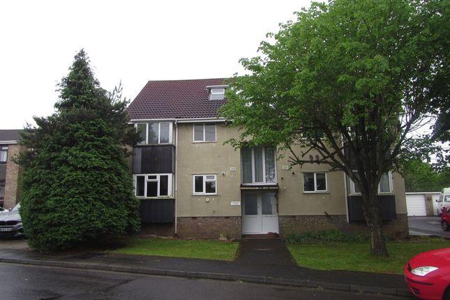 Thumbnail Flat to rent in Charlton Mead Drive, Bristol