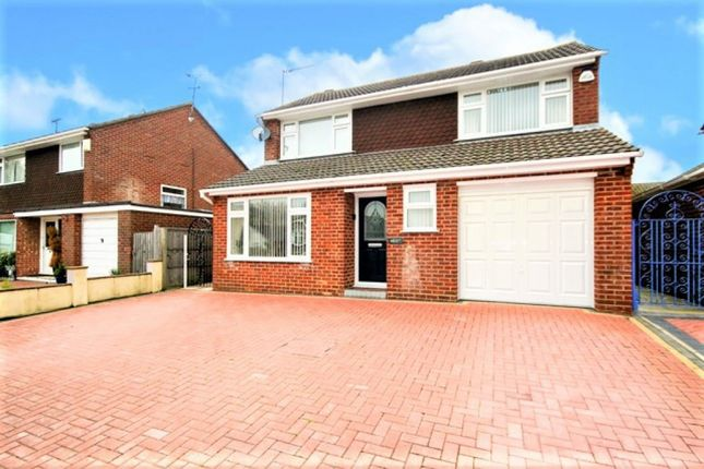 Thumbnail Detached house for sale in Lytchett Way, Poole, Dorset BH165Ls