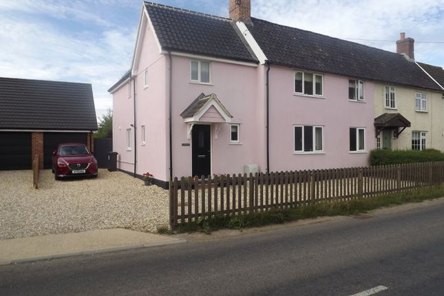 Cottage for sale in Elmswell Road, Wetherden, Stowmarket