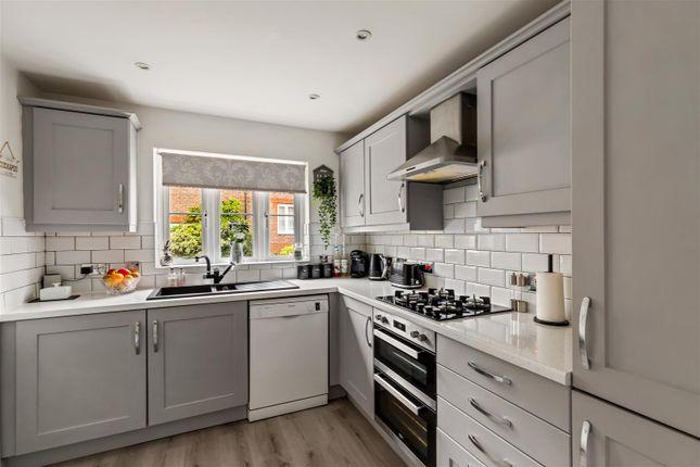 Kitchen (2) of Badgers Den, Singleton, Ashford TN23