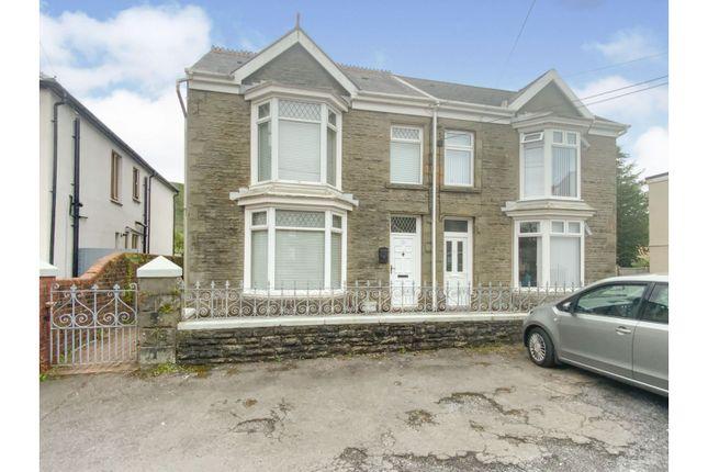 Thumbnail Semi-detached house for sale in 23 St Davids Road, Ystalyfera