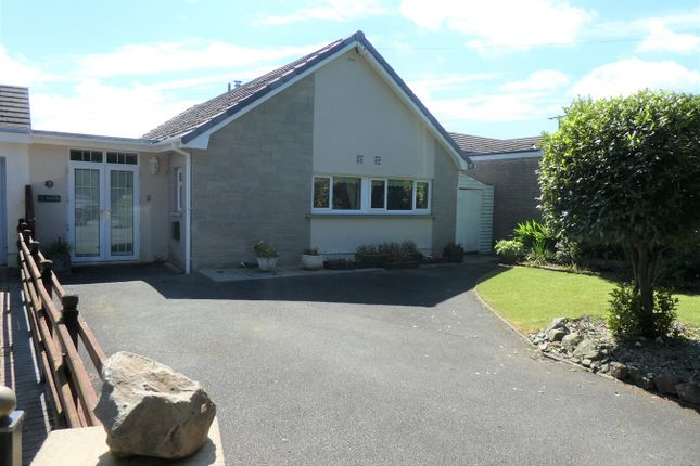 Thumbnail Detached bungalow for sale in 3 Penrhiwgaled Lane, Cross Inn, Nr. New Quay