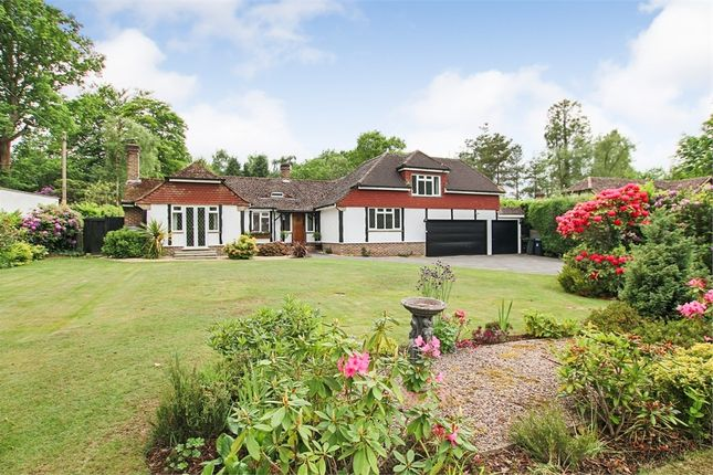 Thumbnail Property for sale in Domewood, Copthorne, Surrey
