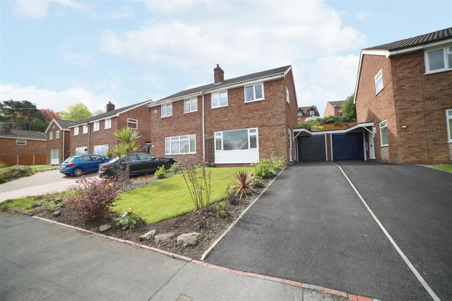 3 bed semi-detached house for sale in Trinity View, Ketley Bank TF2