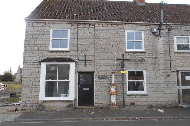 Thumbnail End terrace house to rent in West Street, Somerton
