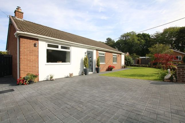 Thumbnail Bungalow for sale in Woodlands, High Rickleton, Washington