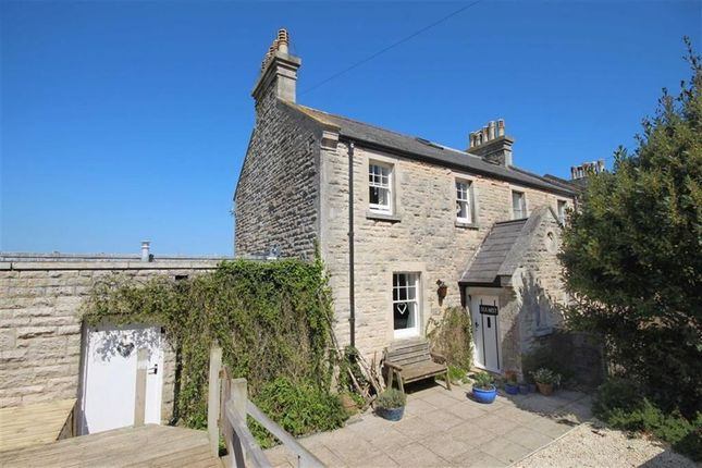 Thumbnail Semi-detached house for sale in Berry Head Road, Berry Head, Brixham