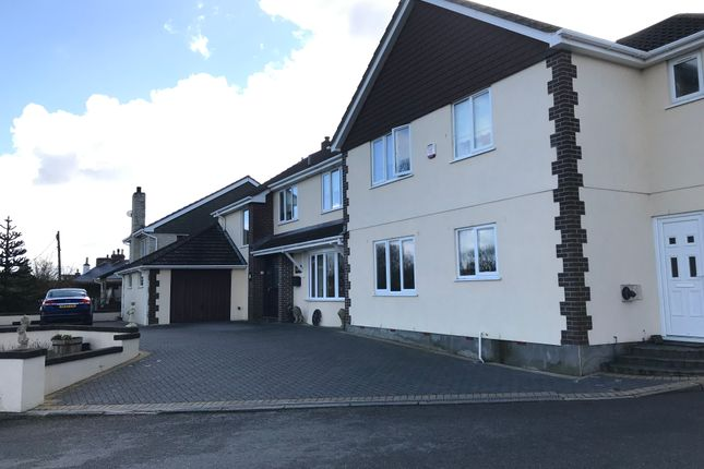 Thumbnail Detached house for sale in Widegates, Nr Looe, Cornwall