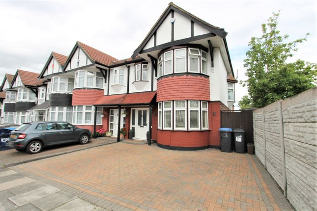 Thumbnail End terrace house for sale in Stewartsby Close, London