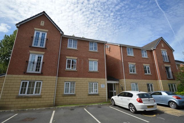 Thumbnail Flat to rent in Godolphin Close, Eccles, Manchester