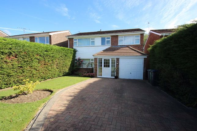 Thumbnail Detached house for sale in Paxcroft Way, Trowbridge, Wiltshire