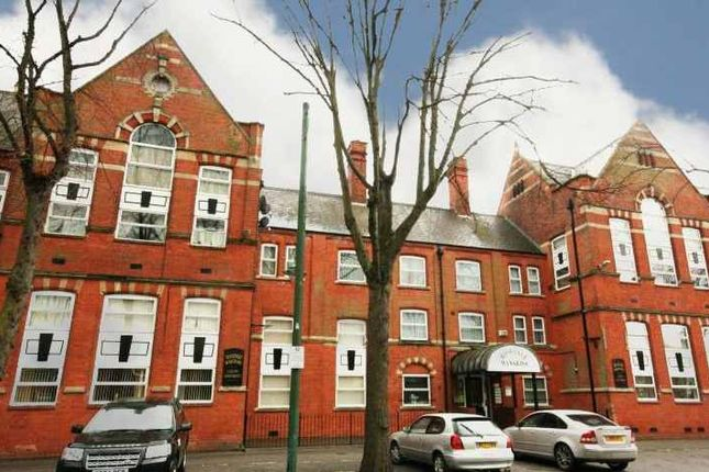Thumbnail Flat for sale in Rosedale Mansion, Hull, North Humberside