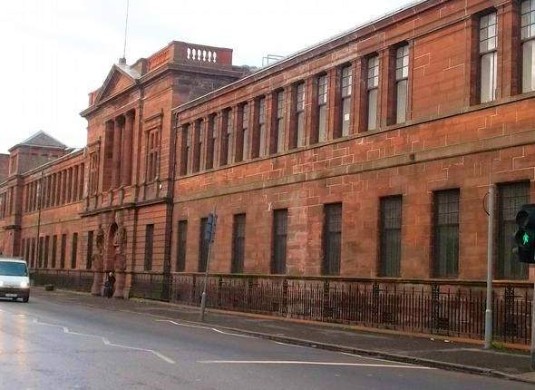 Thumbnail Office to let in Govan Road, Glasgow