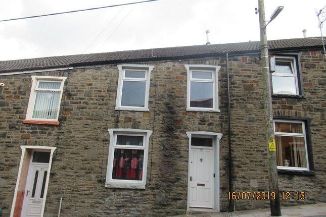 Thumbnail Terraced house to rent in 39 Mount Pleasant Terrace, Mountain Ash, Rhondda, Cynon, Taff.
