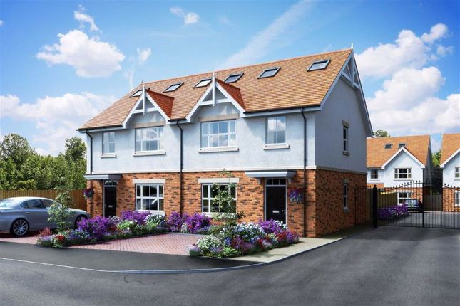 Thumbnail Semi-detached house for sale in Chesham Road, Hemel Hempstead, Hertfordshire