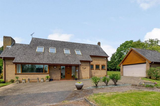 4 bed detached house for sale in Donovan Court, Weston Favell, Northampton NN3