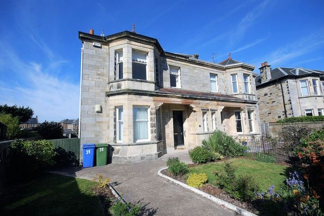 Thumbnail Flat for sale in 31A Park Circus, Ayr