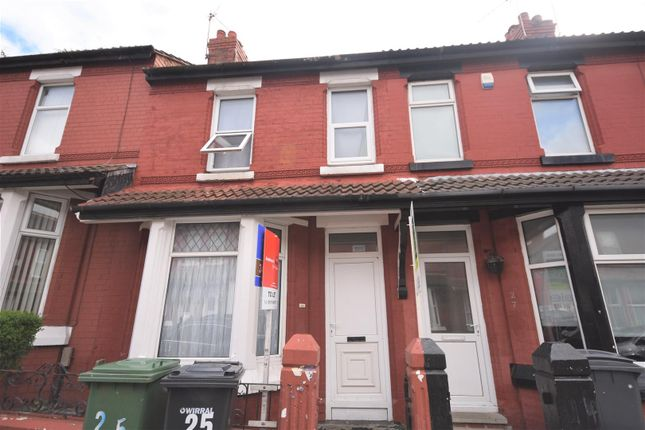 Thumbnail Property to rent in Ivydale Road, Tranmere, Birkenhead