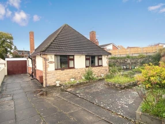Front of Bromfield Close, Mold, Flintshire, . CH7