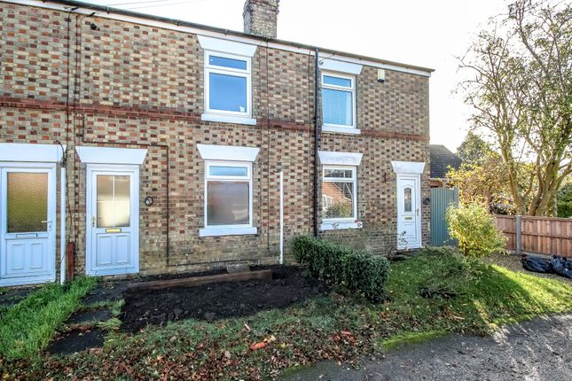 Thumbnail Terraced house to rent in Seas End Road, Surfleet, Spalding