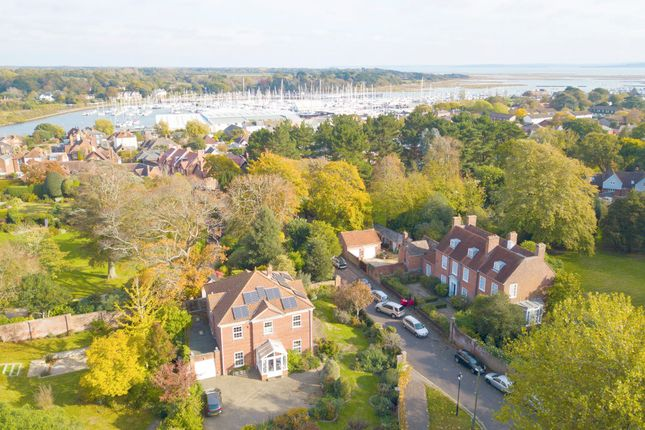 Thumbnail Detached house for sale in West Hayes, Lymington, Hampshire