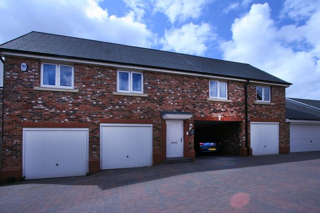Thumbnail Flat to rent in Barmoor Drive, Great Park, Newcastle Upon Tyne