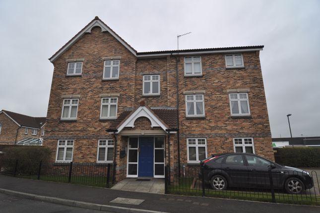 Thumbnail Flat to rent in Rowan Court, Spennymoor