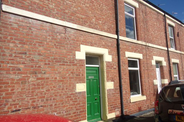 Thumbnail Terraced house for sale in Richard Street, Blyth