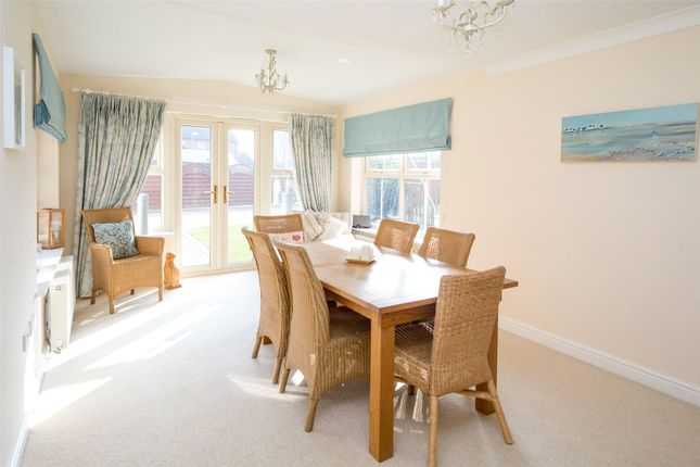 Thumbnail Detached house for sale in Bridge Farm, Pollington, Goole