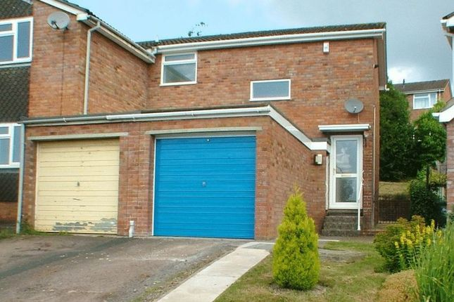 2 bed semi-detached house to rent in Woodland Rise, Lydney