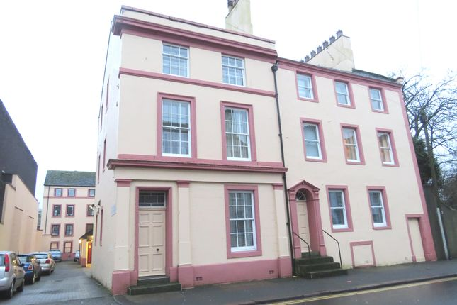 Thumbnail Flat for sale in Trinity Court, Whitehaven, Cumbria
