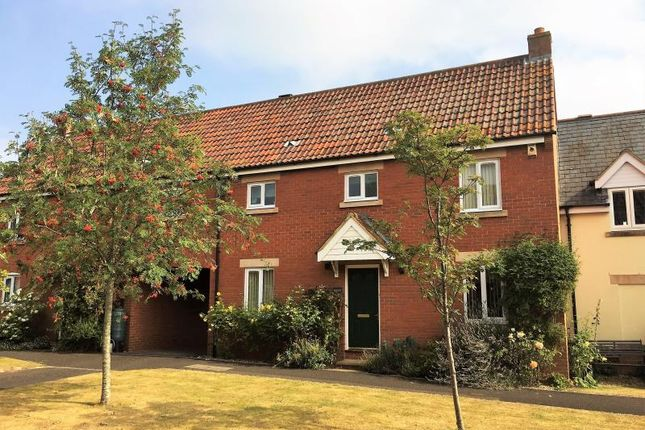 Thumbnail Terraced house to rent in Chapel Close, North Curry, Taunton, Somerset