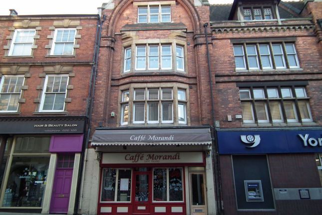 1 bed flat to rent in Gold Street, Northampton NN1