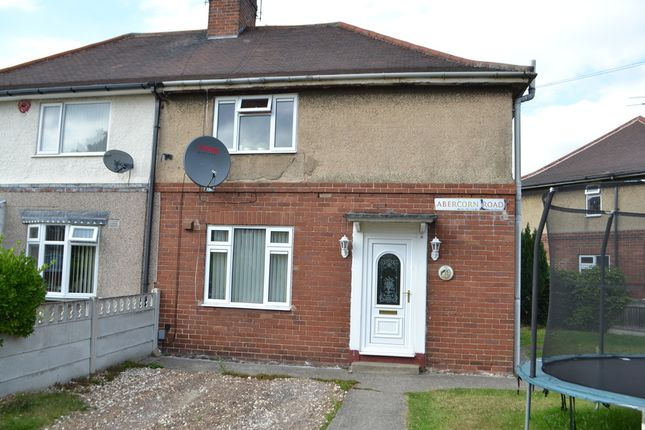 Thumbnail Semi-detached house to rent in Abercorn Road, Intake, Doncaster