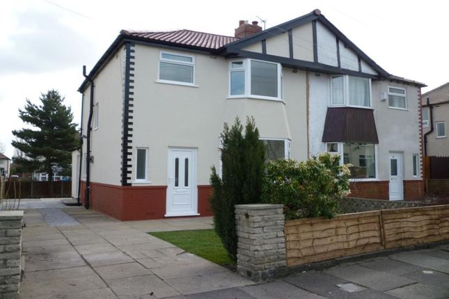 Thumbnail Semi-detached house for sale in Broadway, Farnworth, Bolton