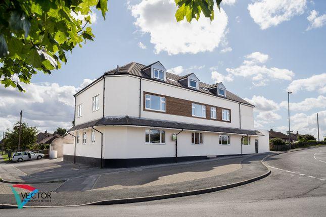 Thumbnail Flat to rent in Santingley Lane, Crofton