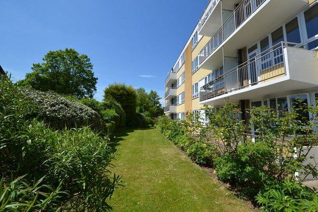 Thumbnail Flat to rent in Wellesley Court, Bathurst Walk, Iver