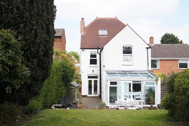 Thumbnail Detached house for sale in Western Road, Sutton Coldfield