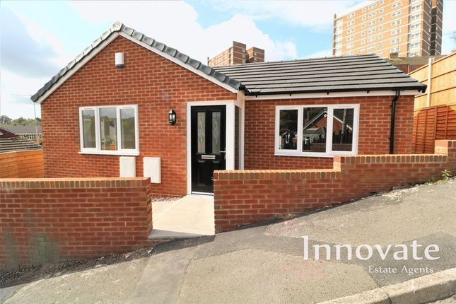 Thumbnail Detached bungalow for sale in Round Street, Dudley