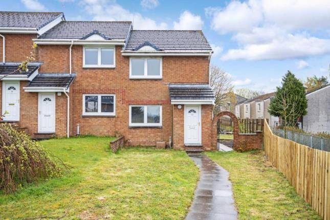 2 bed end terrace house for sale in Sanderling Place, Greenhills, East Kilbride, South Lanarkshire G75