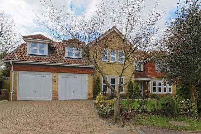 5 bed detached house for sale in Poets Gate, St James Parish, Hertfordshire EN7