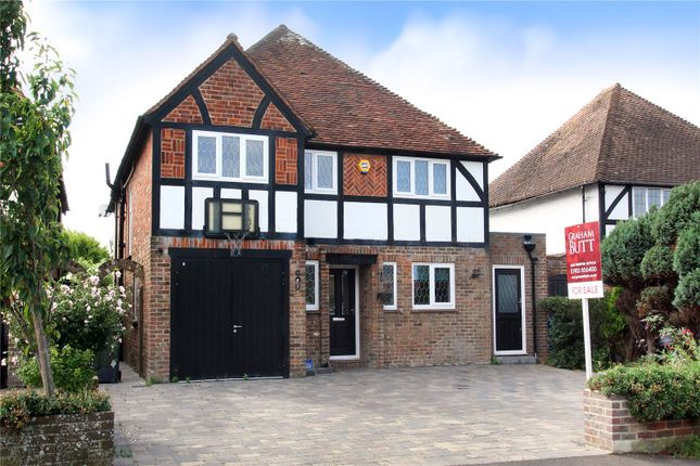 Thumbnail Detached house for sale in Seaview Road, East Preston, Littlehampton