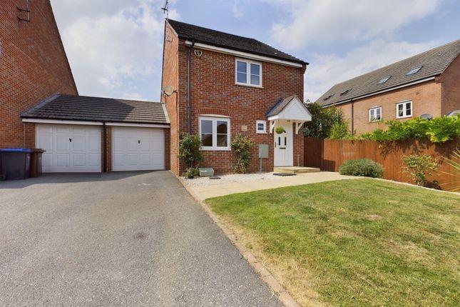 Thumbnail Detached house to rent in Milburn Drive, Duston, Northampton