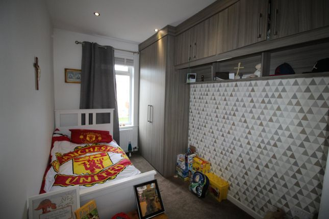 Bedroom Two of Nelson Street, Tyldesley, Manchester M29