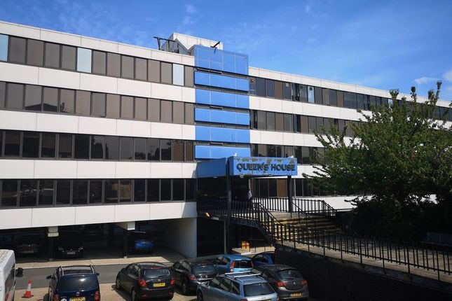 Thumbnail Office to let in Ground Floor, Queens House, Ramsgate - Office To Let