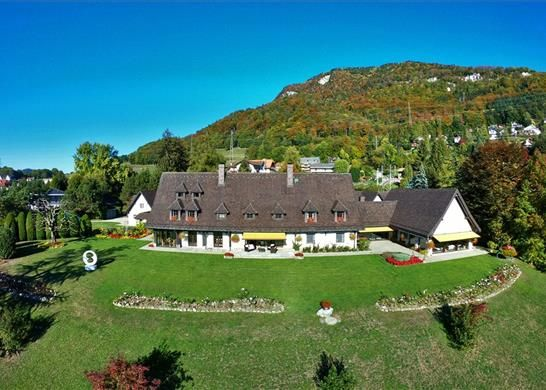 Thumbnail Country house for sale in 1807 Blonay, Switzerland