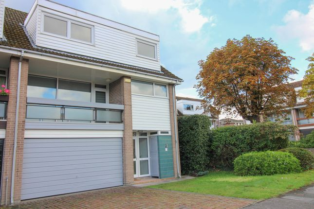 Thumbnail End terrace house to rent in Cedar Drive, Sunningdale, Ascot