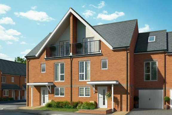 Thumbnail Property for sale in Chichester, West Sussex