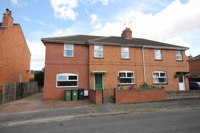 Thumbnail Semi-detached house to rent in Hopton Street, Worcester