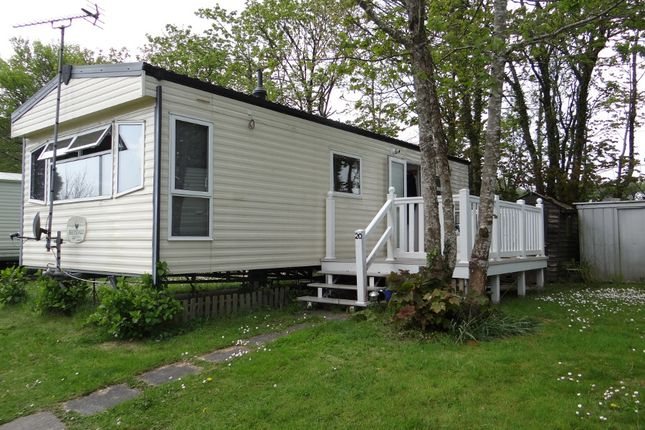 Mobile/park home for sale in Castle Park, St Columb